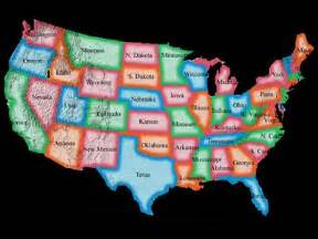 us geography state and capitals clip 8 09 min a