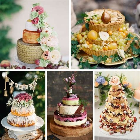 Wedding Cake Alternative Ideas by Wedding Cake Archives Chic Vintage Brides Chic Vintage