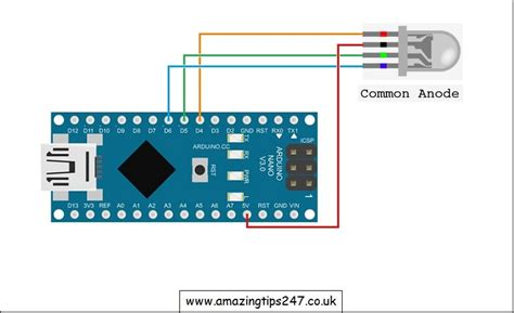 code arduino led rgb amazing tips247