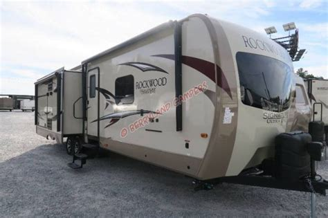 Forest River Rockwood 8328 Bs Rvs For Sale | forest river rockwood 8328 bs rvs for sale