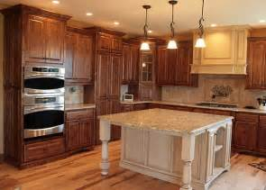 Custom Kitchen Cabinets by Custom Kitchen Cabinets Smart Home Kitchen