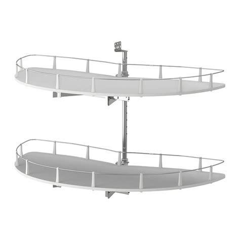 Kitchen Cabinet Carousel by Utrusta Eckunterschrankeinr Ausziehbar Ikea