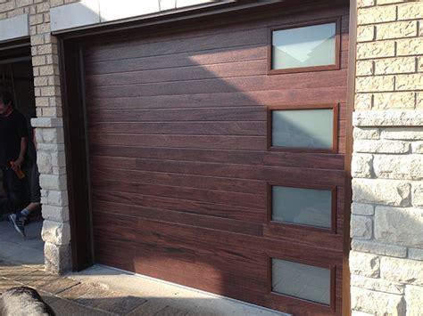 modern garage doors fiberglass modern double garage door
