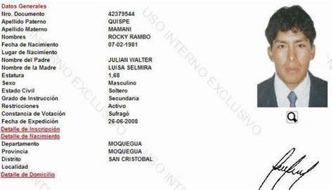 nombres raros de mexico tres peruanos en la lista de los 13 nombres m 225 s bizarros