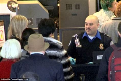 Transportation Security Officer by Tsa Asks For More Presence At Checkpoint Declines