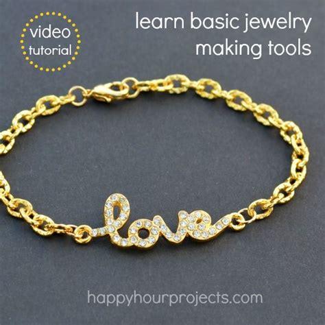 basic jewelry learn jewelry basics connector bracelet 10 minute