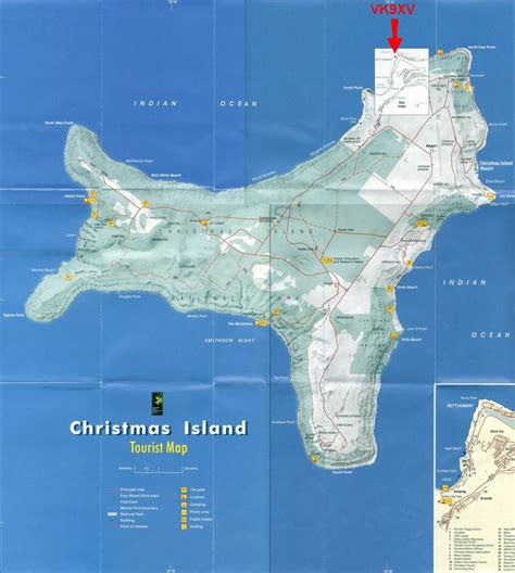 images of christmas island maps of christmas island detailed map of christmas