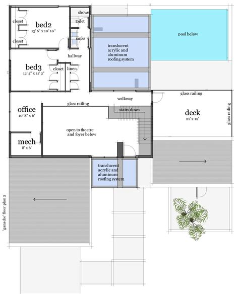 Superior One And A Half Story House Floor Plans #1: And-one-half ...