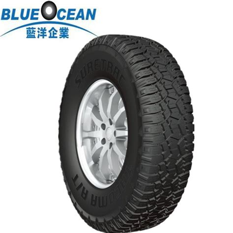 light truck all terrain tires suretrac brand all terrain light truck tires p265 70r17