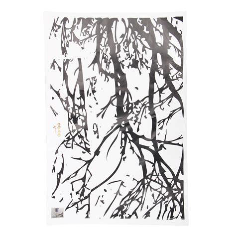black tree branch pvc removable room mural wall sticker decal hy ebay