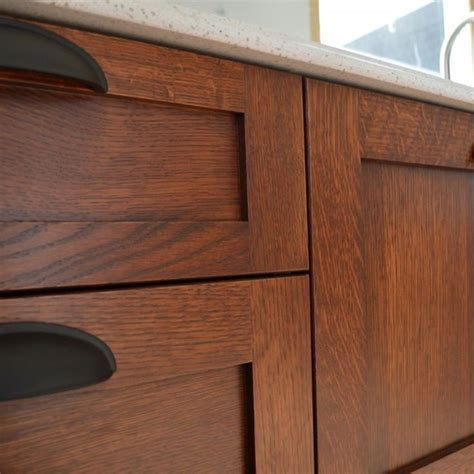 wood stain for kitchen cabinets best 25 mission style kitchens ideas on pinterest