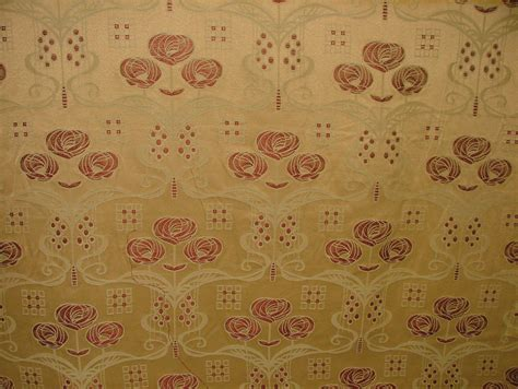 mackintosh fabrics curtain rennie mackintosh gold wine thick jacquard curtain
