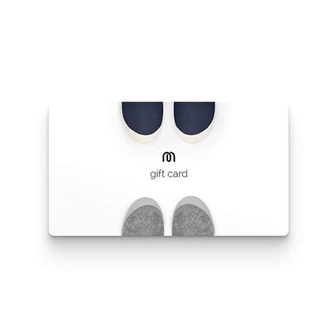 Shopify Gift Card Template by Slipper Accessories Mahabis Slippers Reinvented