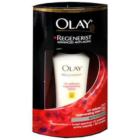 Olay Regenerist Advanced Anti Ageing buy olay regenerist advanced anti aging uv defense regenerating lotion spf 50 1 7 oz