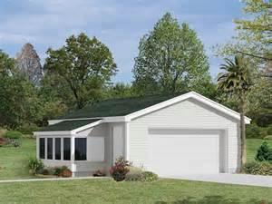 two car garage with greenhouse garage plans alp 05lj