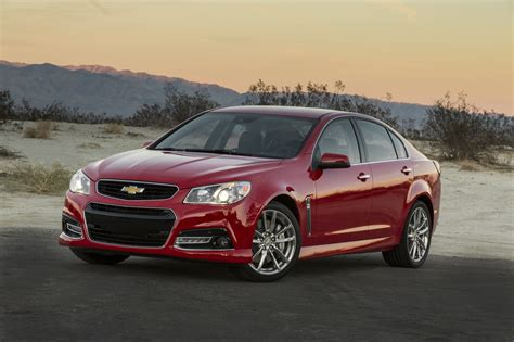 Chevrolet Ss Specs by 2014 Chevrolet Ss Chevy Review Ratings Specs Prices