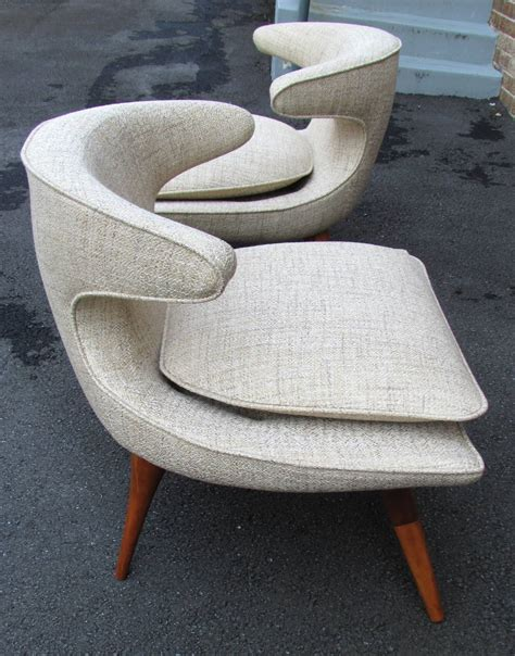 Horn Furniture by Pair Of Karpen Horn Chairs At 1stdibs