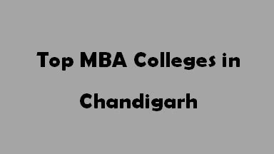 Best Mba College In Chandigarh by Top Mba Colleges In Chandigarh 2015 2016 Exacthub