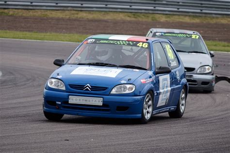 Citroen Race Car by Racecarsdirect Junior Saloon Car Citroen Saxo