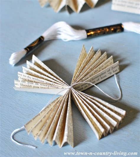 How To Make A Paper Fan - how to make a paper fan garland town country living