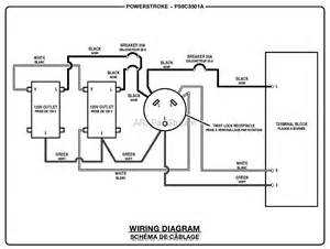 homelite ps9c3501a powerstroke 3 500 watt generator parts diagram for wiring diagram