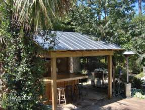 Tiki Cabana Tiki Hut Tropical Pool Other Metro By Tc Williams Llc