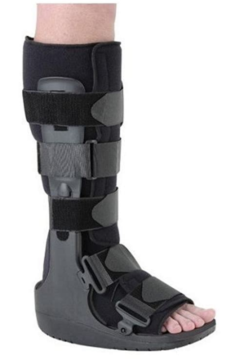 orthopedic boot fracture boot for foot or broken