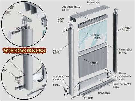 Closet Door Parts by Door Latch Diagram Free Engine