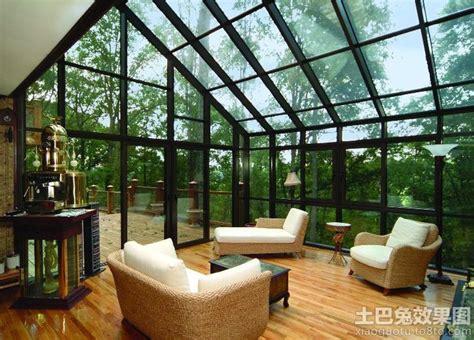 How To Add A Sunroom 钢结构玻璃房效果图 土巴兔装修效果图