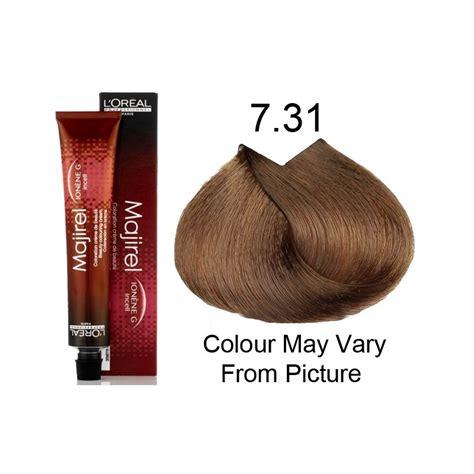 l oreal majirel tintura tubo prodotti per capelli l oreal professionnel ecommerce l oreal majirel tintura 7 31 biondo beige dorato target hair professional