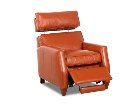 American Made Big Man Leather Recliners Collins Cl717