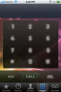 themes dialer iphone download abstract neon dialer iphone theme apple theme