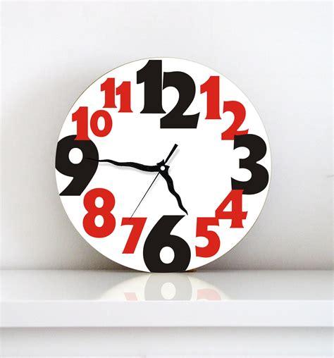 wall clock designs 18 creative and handmade wall clock designs style motivation