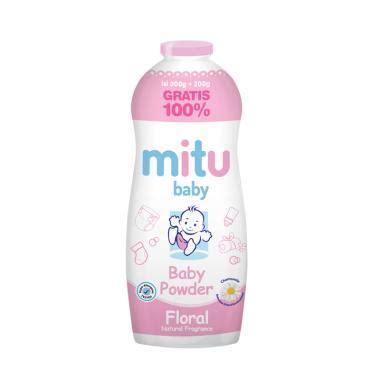 Mitu Baby Cologne Green Btl 100ml jual perfume bottle daftar harga spesifikasi terbaik