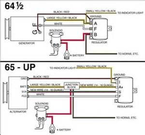 solved motorcraft alternator to regulator fixya