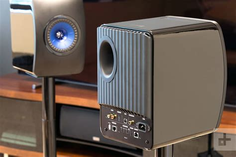 kef ls wireless review stunning sound   home