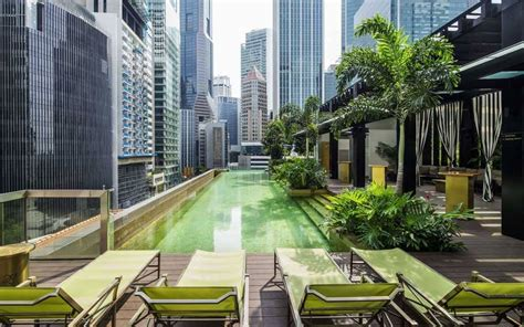 budget hotels  singapore telegraph travel