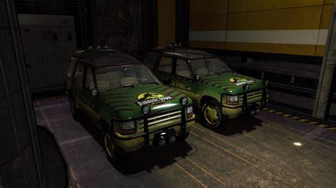jurassic park game mod for half life 2 download explorer vehicles image jurassic life mod for half life