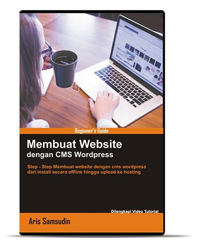 ebook membuat wordpress tutorial belajar komputer