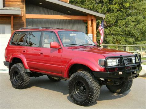 1996 land cruiser lifted 1996 toyota land cruiser fj80 partsopen