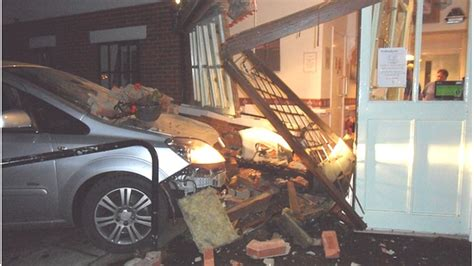 car crashes into kingsway nursing home in langley park