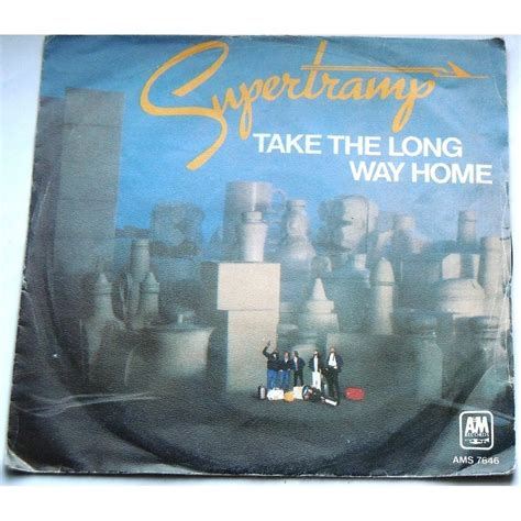 supertr take the way home b w from now 7inch sp