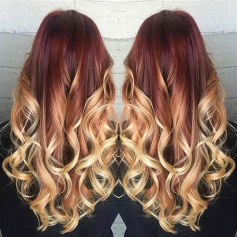 fashion balayage woth color trend 2015 41 hottest balayage hair color ideas for 2016 page 3 of