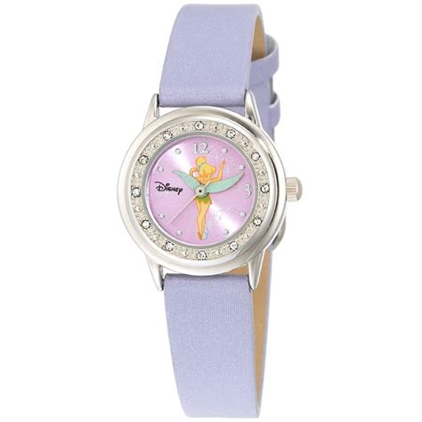 watches for disney s tinkerbell purple watches