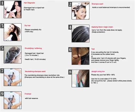 rebonding hair price in lanka quick self magic straight rebonding hair straightening