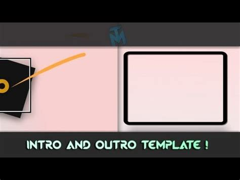Free Template Outro After Effects Particular Doovi Intro Outro Templates