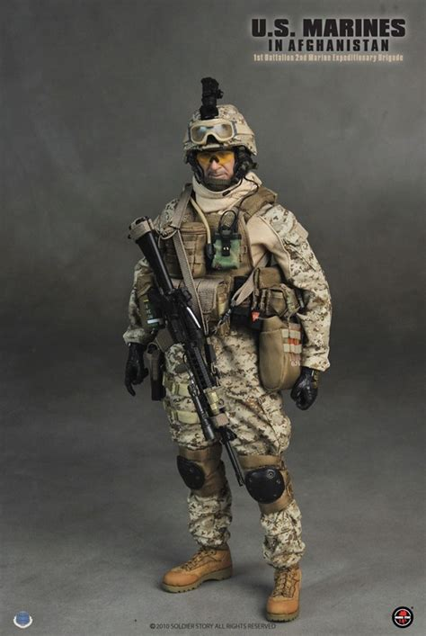 16 Glove Usmc Usmc In Afghanistan Soldier Story Modified