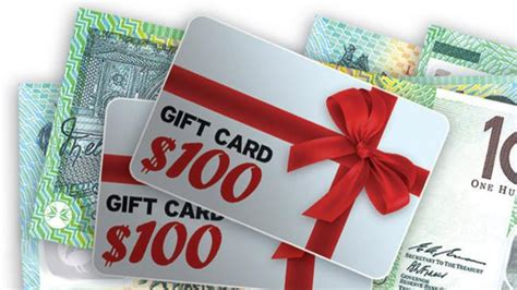 Major Gift Card - crime syndicates buying up gift cards from major retailers in money laundering rort