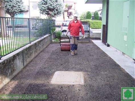 semina tappeto erboso posa o semina tappeto erboso
