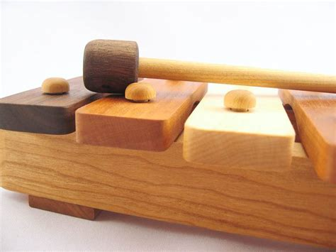 Tots To Eco Friendly by Eco Friendly Wooden Xylophone For Musical Inhabitots